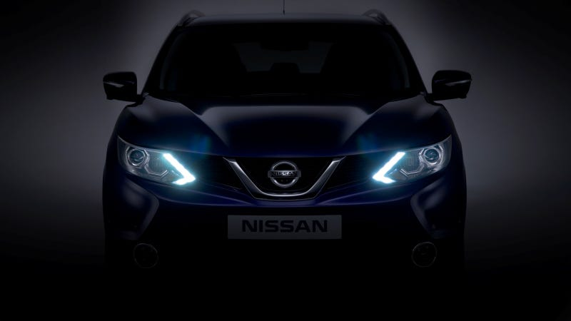 Illustration for article titled Bold Design Lights The Way For New Nissan Qashqai