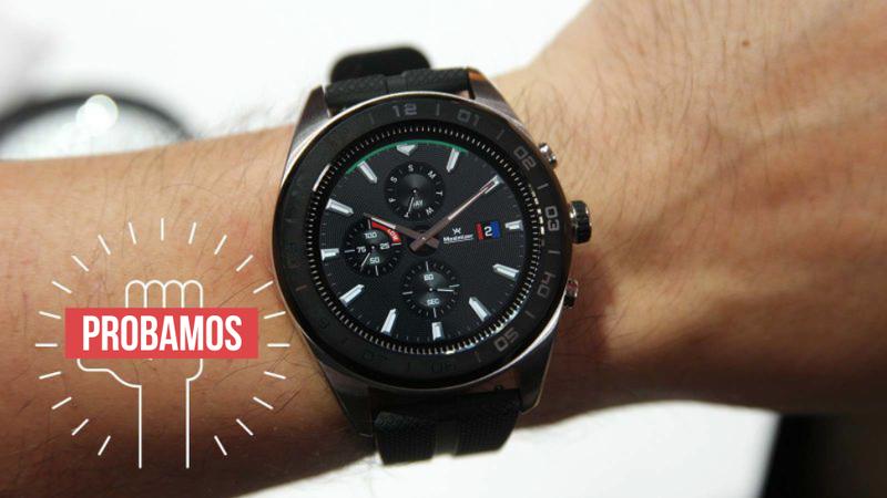 Illustration for article titled El Watch W7 de LG es un buen reloj, pero le faltan funcionalidades que consigan justificar su precio