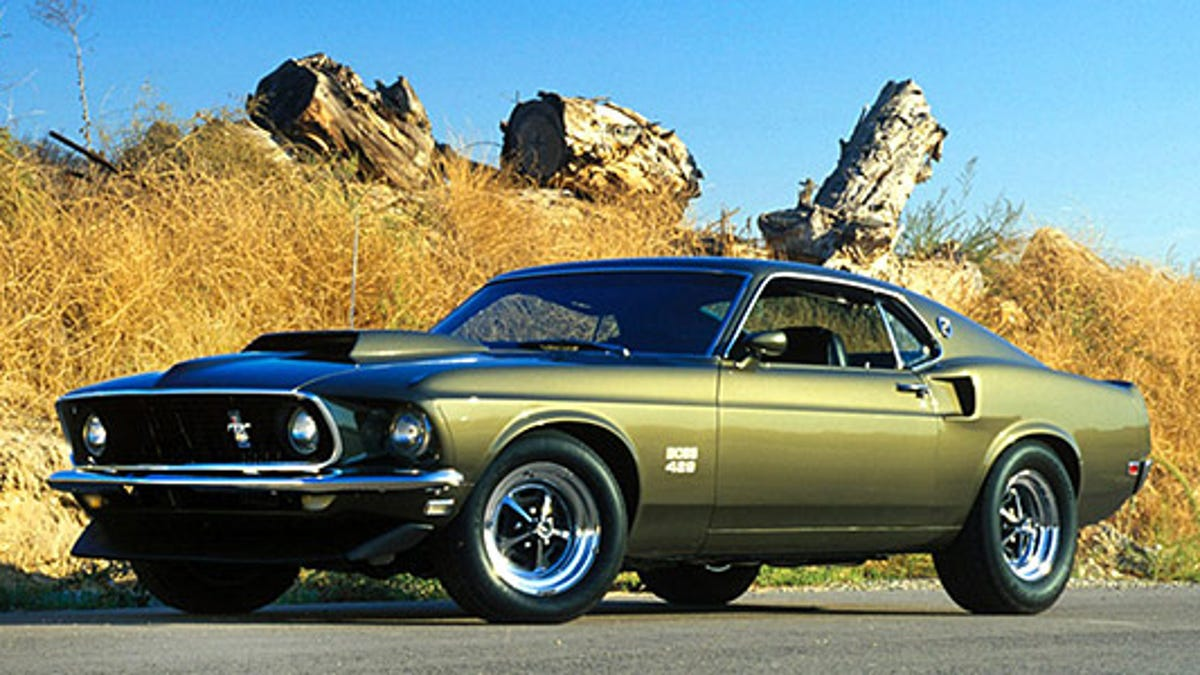 What is a muscle car nowadays?