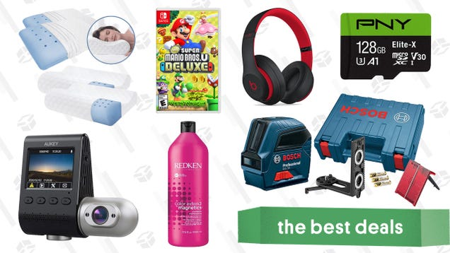 Tuesday s Best Deals: Beats Studio 3 Headphones, Super Mario Bros. U Deluxe, SkinStore Summer Sale, and More