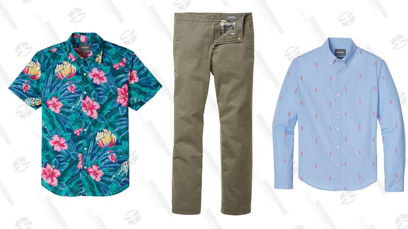 Extra 30% Off Sale | Bonobos | Promo code SURPRISE