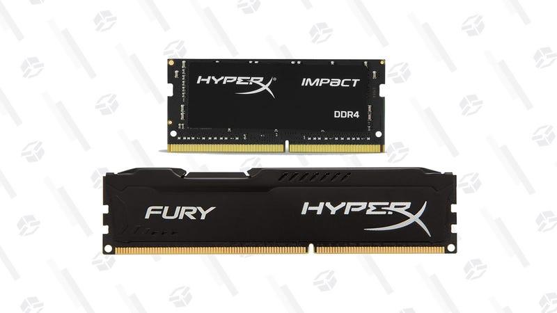HyperX Memory Sale | Amazon