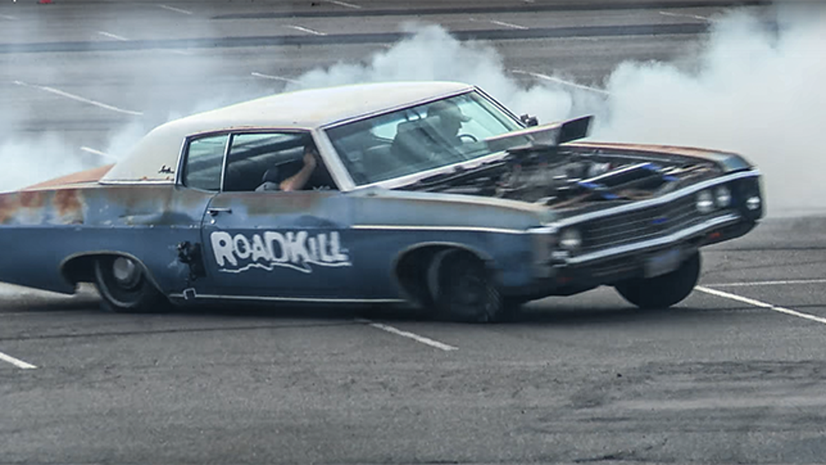 Road Kill Cars >> Mighty Car Mods Totally Lost Their Battle With Roadkill