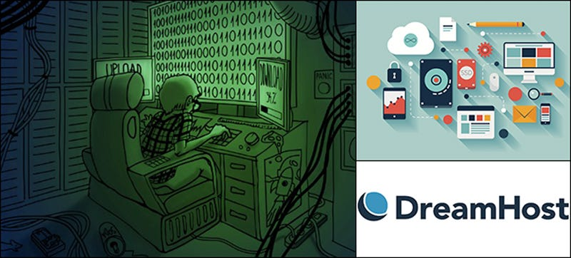 Illustration for article titled DreamHost: 40% Off SSD Hosting + Domain Name ($5.95/Month)