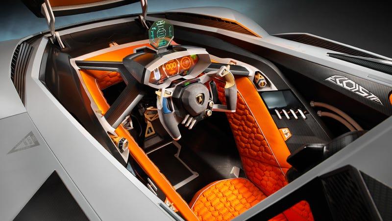In Defense Of The Bat Insane Lamborghini Egoista