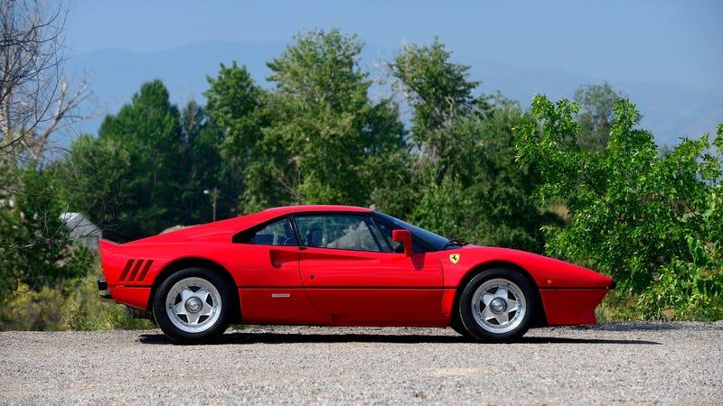 Criminal Mastermind Steals Ferrari 288 GTO On Test Drive