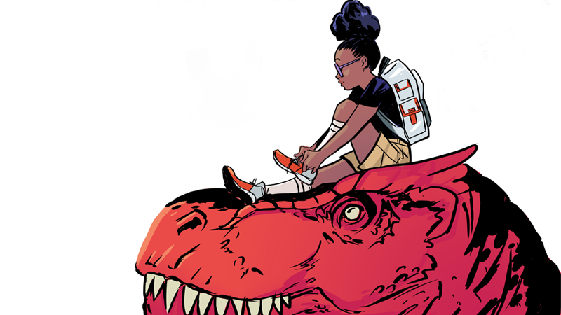 Image result for moon girl and devil dinosaur