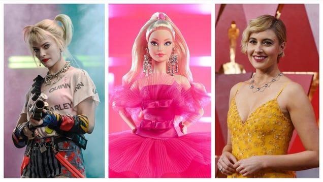 Margot Robbie s Barbie Nabs Director Greta Gerwig, and Now You ve Got My Attention