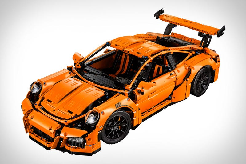 Illustration for article titled Plans to acquire a 911 in time for Le Mans have been foiled