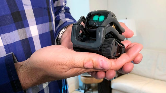 Anki, Maker of Adorable Robots That Don t Do All That Much, Abruptly Shuts Down