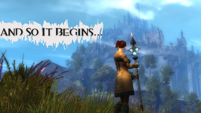 Illustration for article titled Guild Wars 2 Arrives Tonight. Here's Everything You Need To Know.
