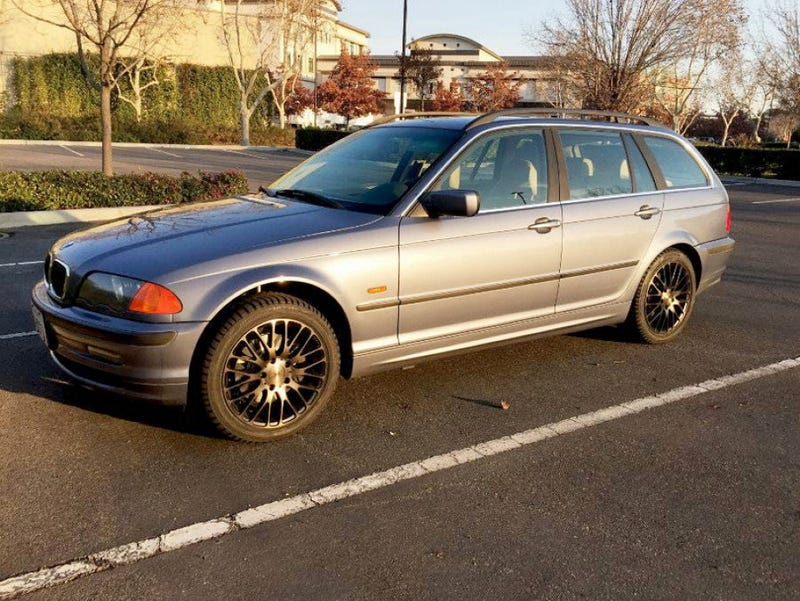 At Could This BMW Xi Have Any Miles Left In It - Bmw 325xi price