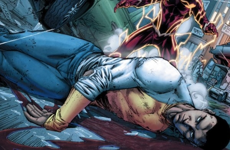 Illustration for article titled New 52 Wally West: One step forward, two steps backward