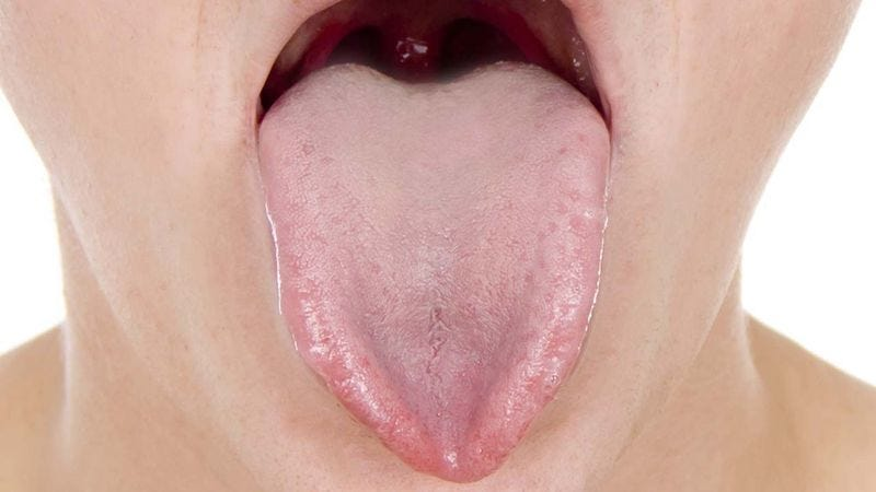 Illustration for article titled Live A Little! Press Your Tongue Against These 10 Pictures Of Tongues