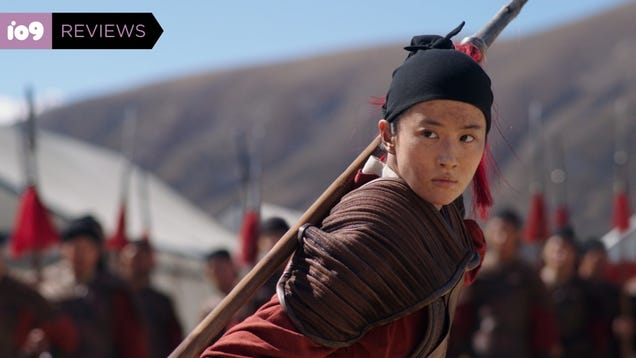 Mulan Is an Epic Martial Arts Film With Social Relevance