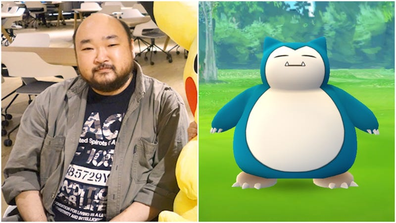 Illustration for article titled The Man Who Inspired Snorlax