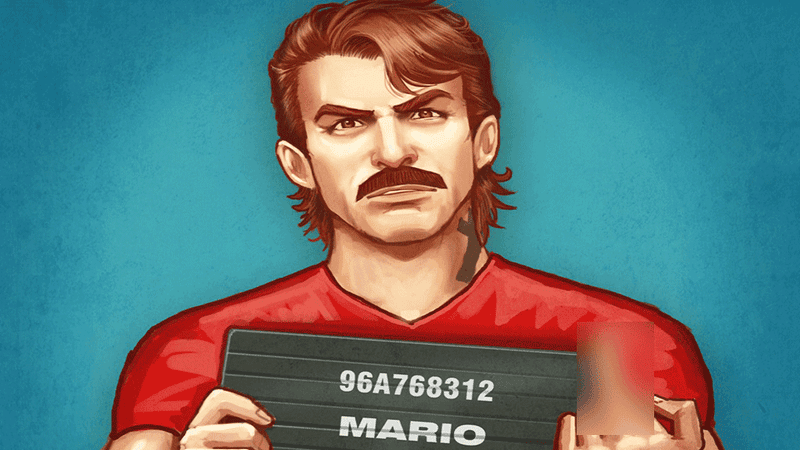 Illustration for article titled If Mario Starred In Grand Theft Auto