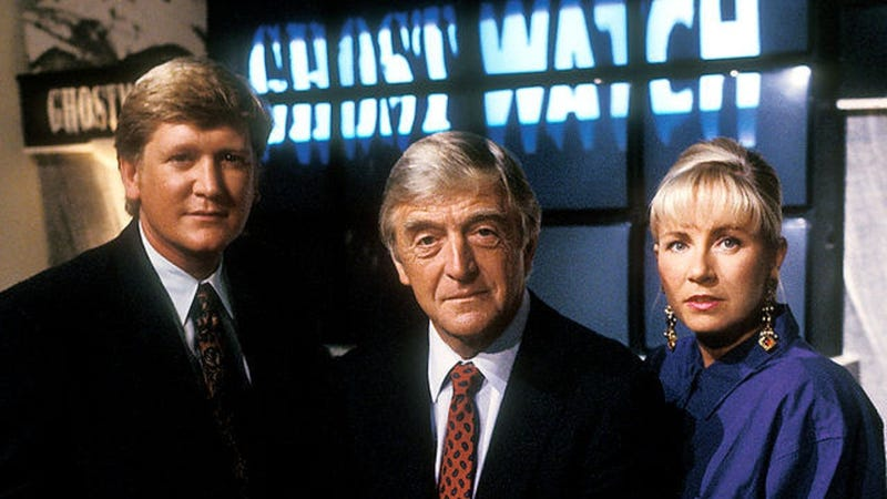 Illustration for article titled Ghostwatch