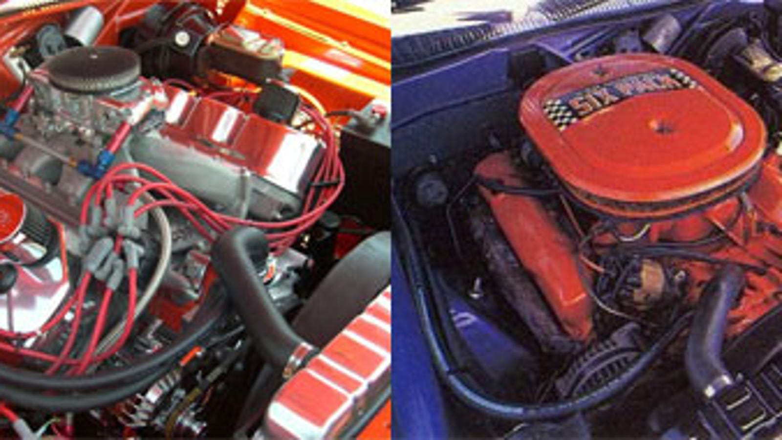 Charger Vs Challenger >> My Favorite Mopar: Hemi 426 or 440 Magnum?