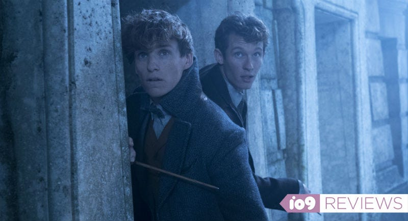 Eddie Redmayne and Callum Turner play brothers in Fantastic Beasts: The Crimes of Grindelwald.