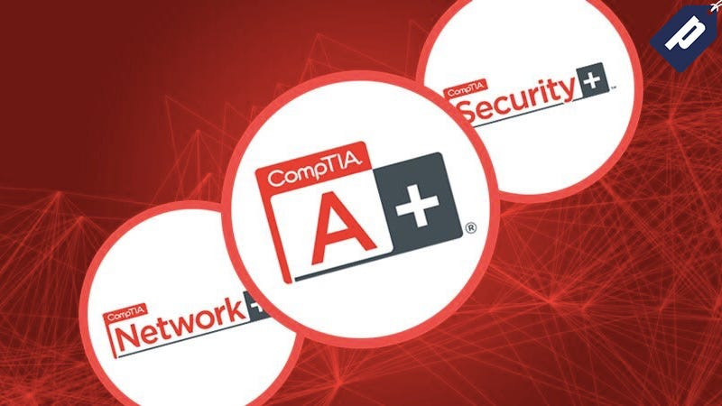 Illustration for article titled Save Hundreds On This CompTIA IT Certification Training Bundle ($59)