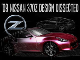 2009 Nissan 370Z: Design Dissected