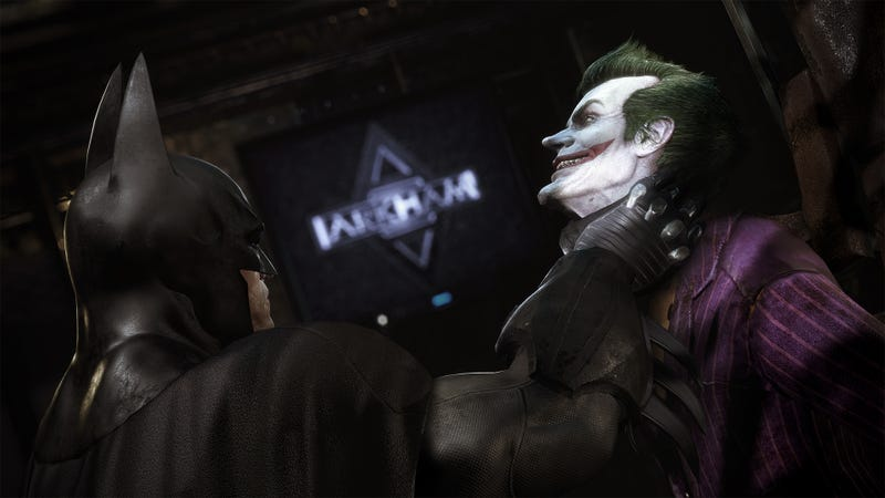 Illustration for article titled First Two Batman Arkham Games Coming To PS4, Xbox One In July