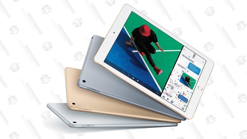 iPad (2017) 32GB | $249 | WalmartiPad (2017) 128GB | $329 | Walmart