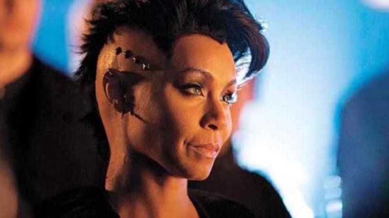 Illustration for article titled Fish Mooney comes back just to say goodbye on Gotham