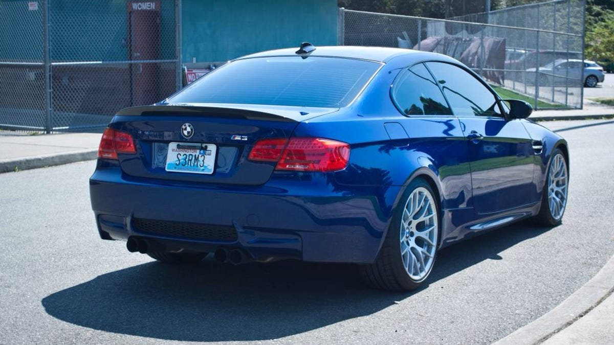 Coupe Series bmw m3 dinan This Dinan Tuned E92 M3 Isn't Cheap, But It Is Seriously Badass