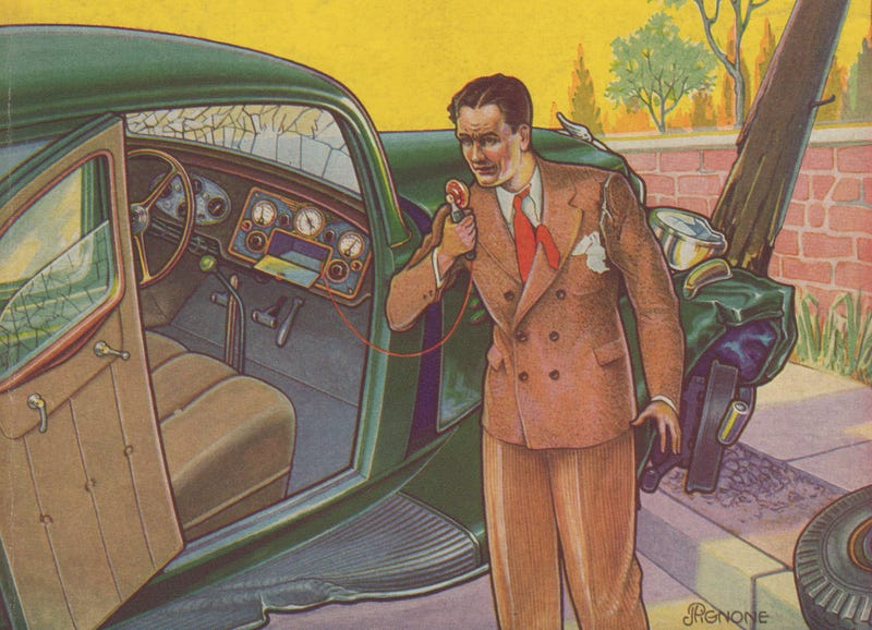 Illustration for article titled This Depression-Era Carphone Was Way Ahead of Its Time