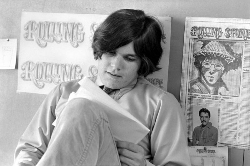 Jann Wenner (Photo: Baron Wolman/HBO)