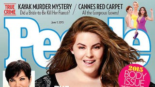 Illustration for article titled Hot Damn, Tess Holliday Is On the Cover of People Magazine