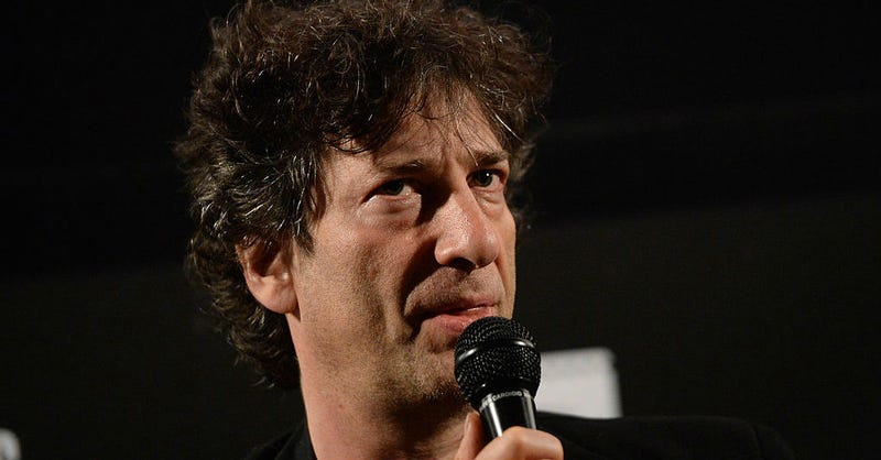 Neil Gaiman has a new show coming to FOX. Image: Michael Buckner/Getty Images
