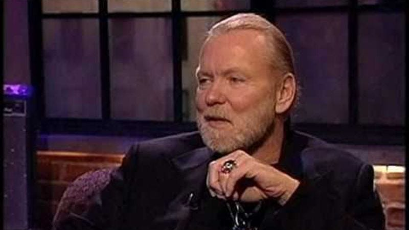 Illustration for article titled Gregg Allman is now suing that troubled biopic of his life