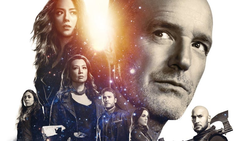 The Agents of SHIELD.