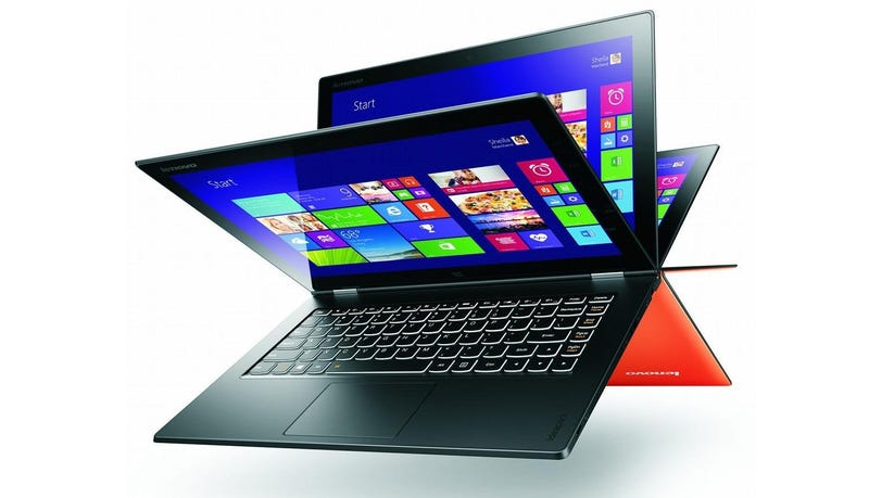 Remember the Lenovo Yoga2? It may have been stealing your personal data.