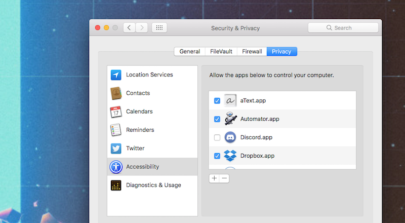 Why Mac Apps Occasionally Ask for Access to Accessibility Features