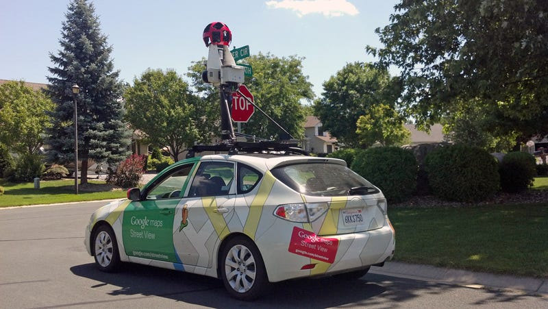 5 Fun Ways To Destroy Your House on Street View