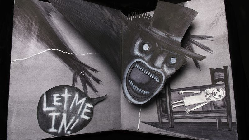 Illustration for article titled On The Babadook, It Follows, and the new age of unbeatable horror