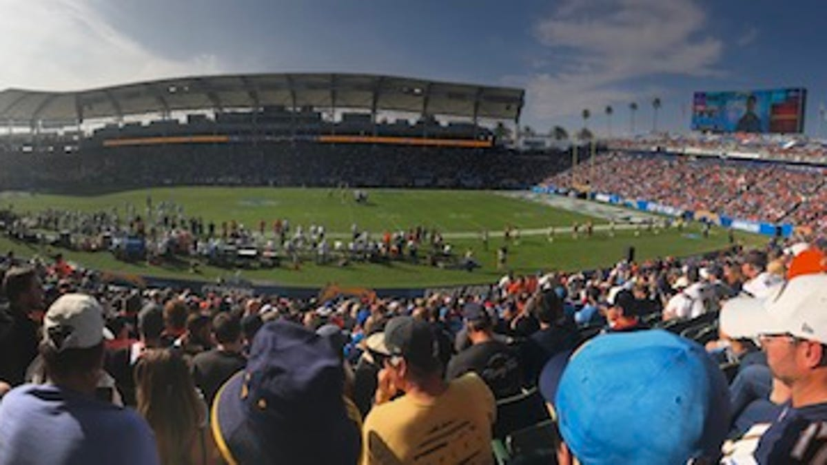35cd8219187aac Can Los Angeles Ever Love The Chargers?