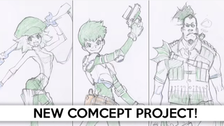 "Teaser for ""Red Ash"" Revealed for Mighty No. 9 Backers!"
