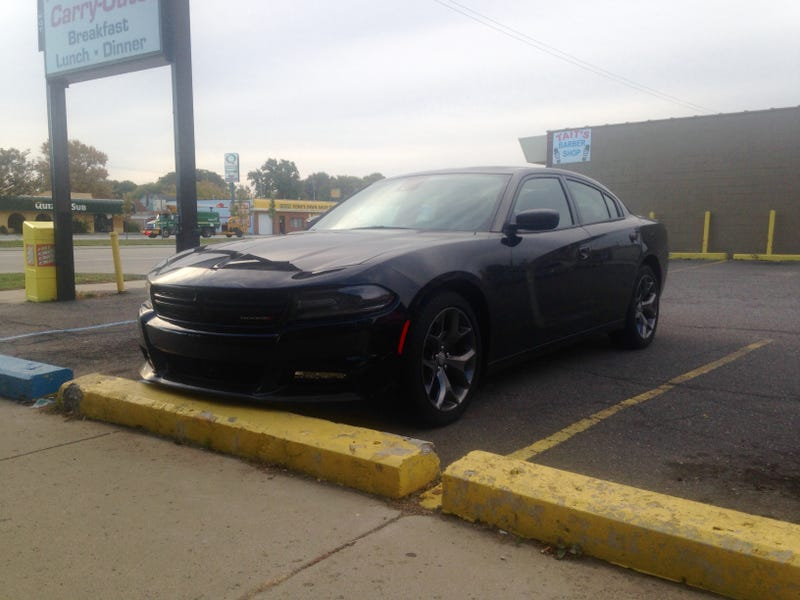 Illustration for article titled Spotted in the Wild! 2015 Charger Edition