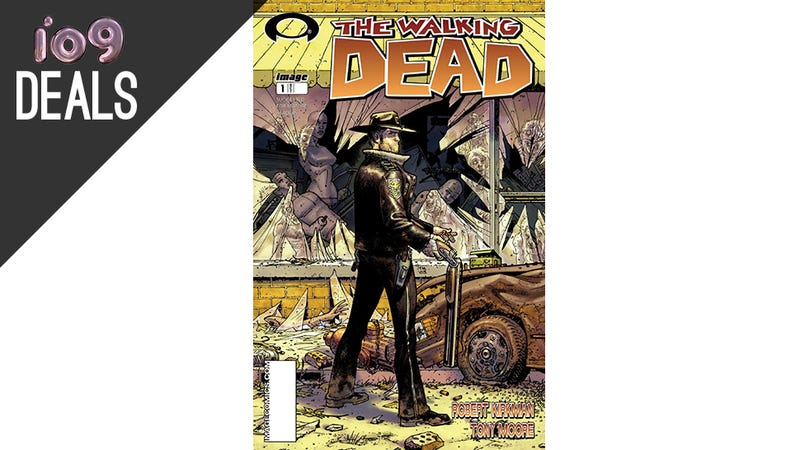 Illustration for article titled The Walking Dead #1 Free, Be Highly Effective, The Lion King [Deals]