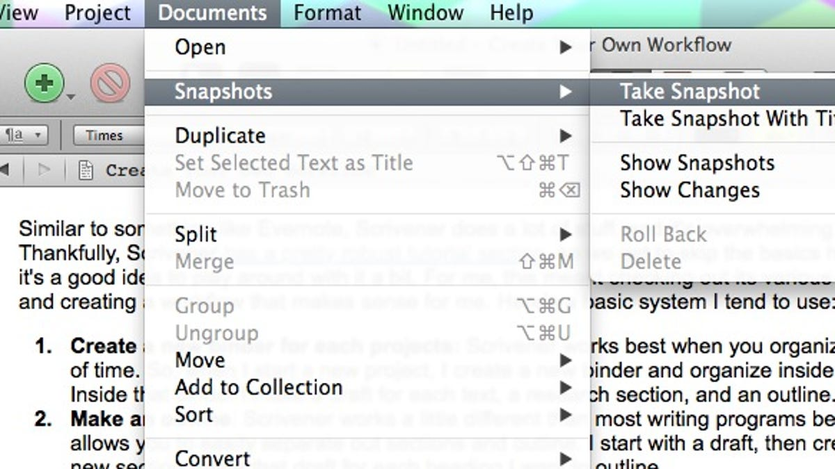 How Scrivener Helped Me Organize All My Writing