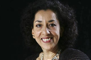 British-Jamaican writer Andrea Levy - Getty Images