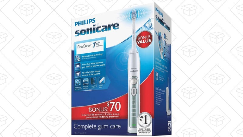 Philips Sonicare FlexCare+, $104 after $20 coupon