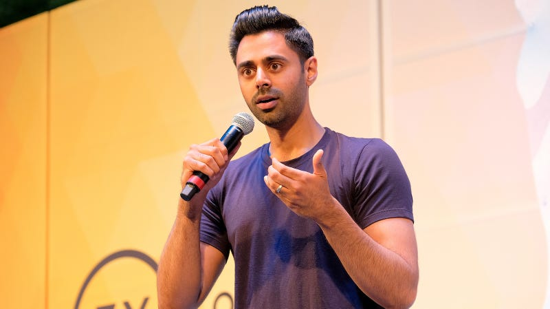 Illustration for article titled Netflix's Patriot Act With Hasan Minhaj Will Arrive Just Before the Midterms