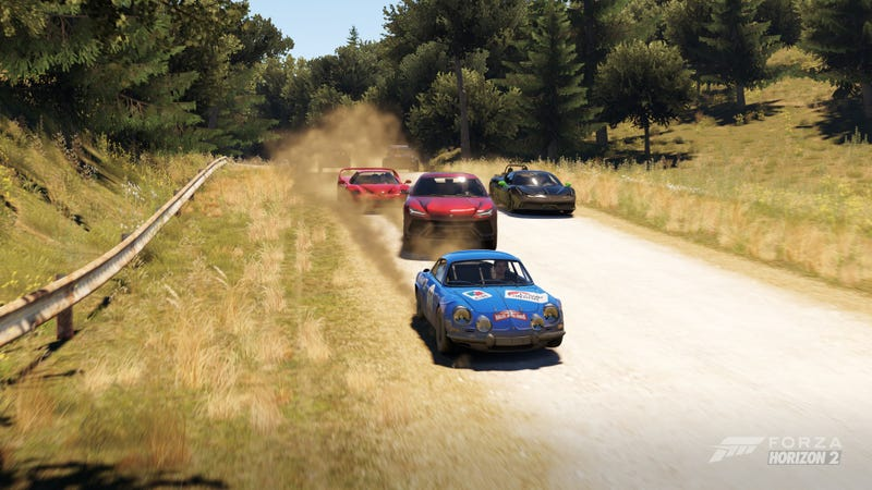 Illustration for article titled Playing Forza Horizon 2...