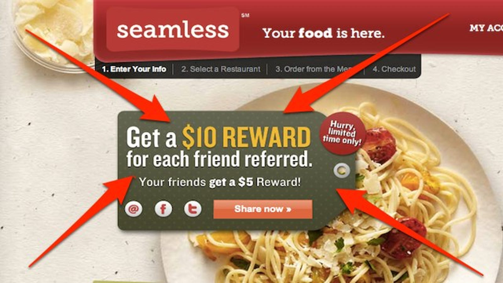 How to Scam Online Food Websites and Eat for Free (or Cheap!)
